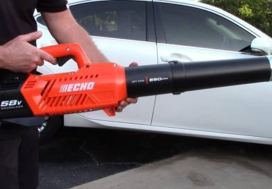 How to Dry Your Car with A Leaf Blower?