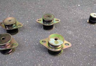 What Are the Types of Body Mount Bushings?